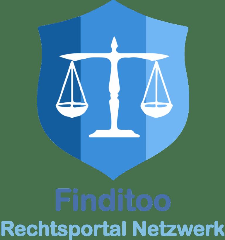 Finditoo Rechtsportal Netzwerk Logo
