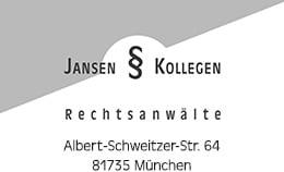 Hermann M. Jansen Logo München