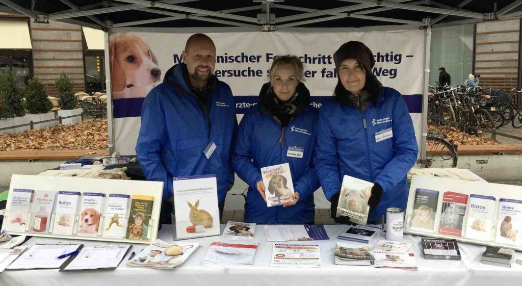 Aerzte gegen Tierversuche Projekt