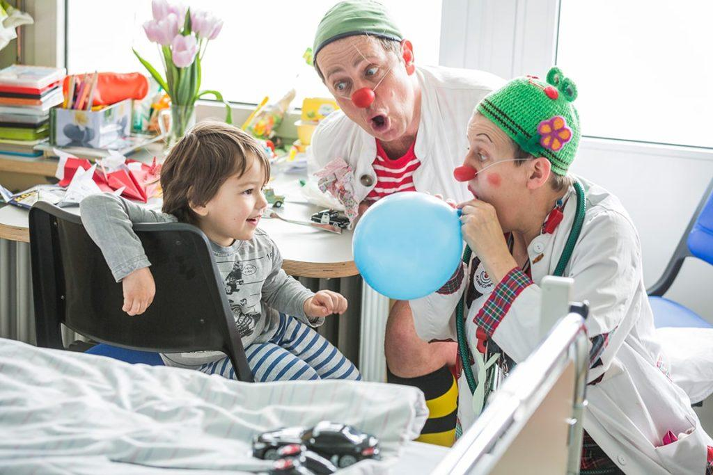 Dachverband Clowns in Medizin Image