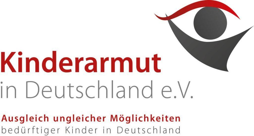 Kinderarmut in Deutschland Logo