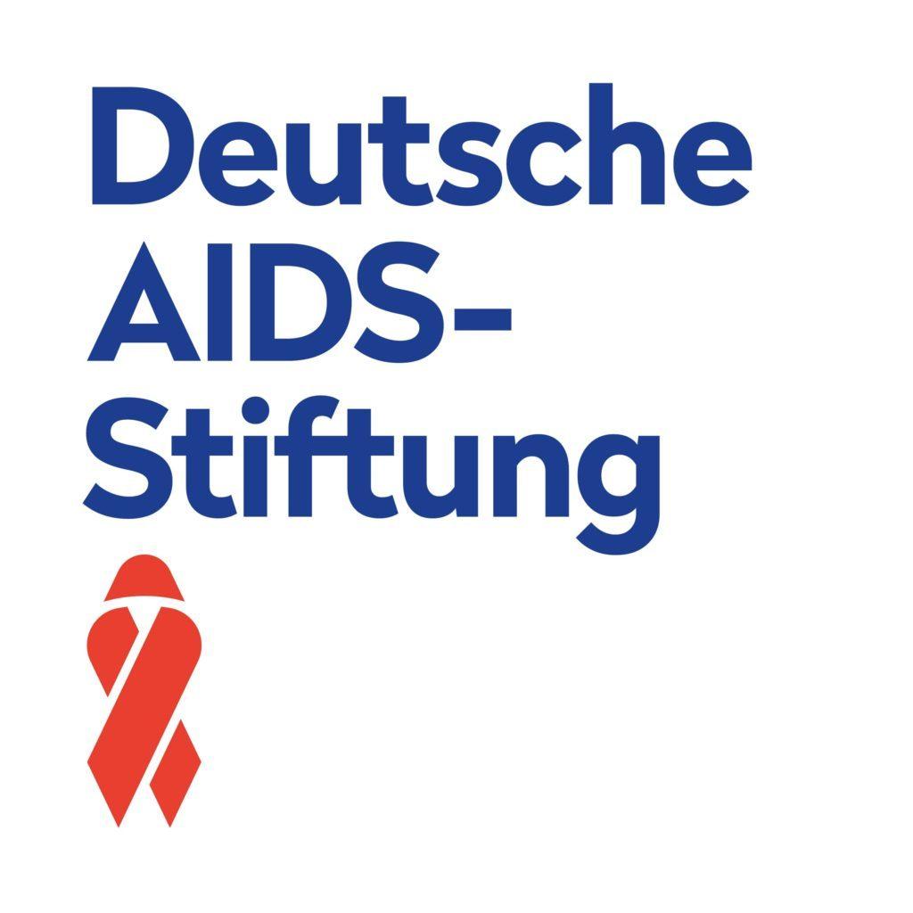 Logo Deutsche AIDS-Stiftung