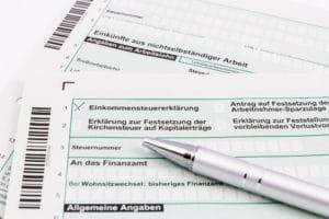 Erbengemeinschaft Steuererklärung