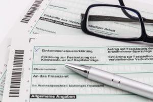 Erbschaft Steuererklärung